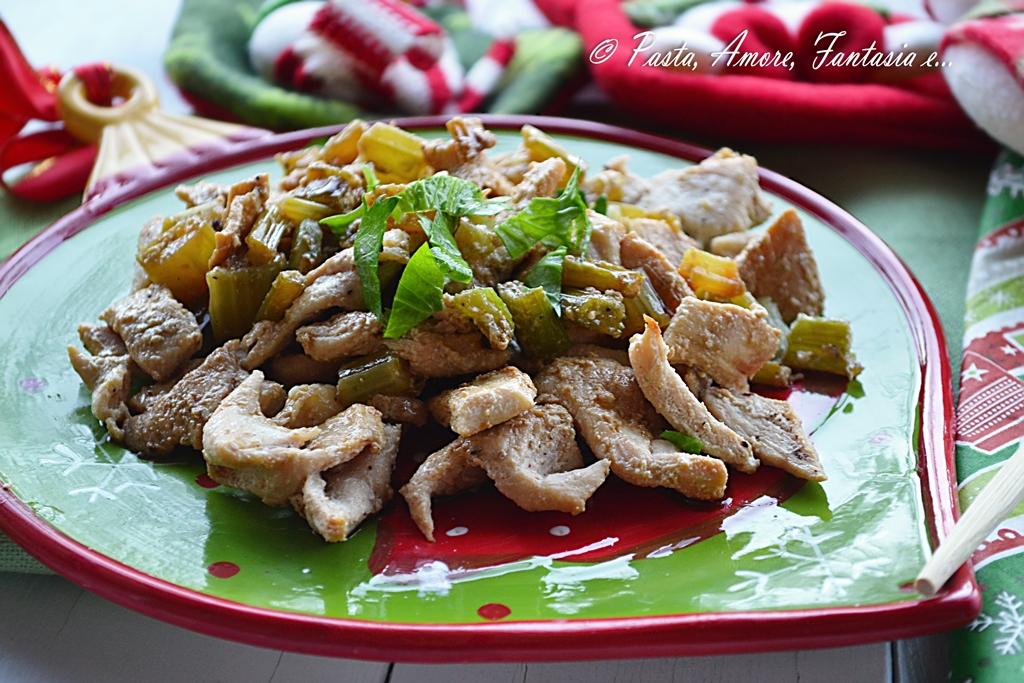 Insalata di Pollo Cinese, ricetta antipasto