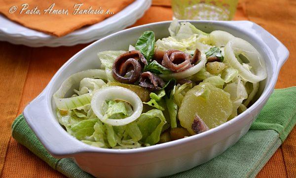 Insalata Barcelona, secondo piatto