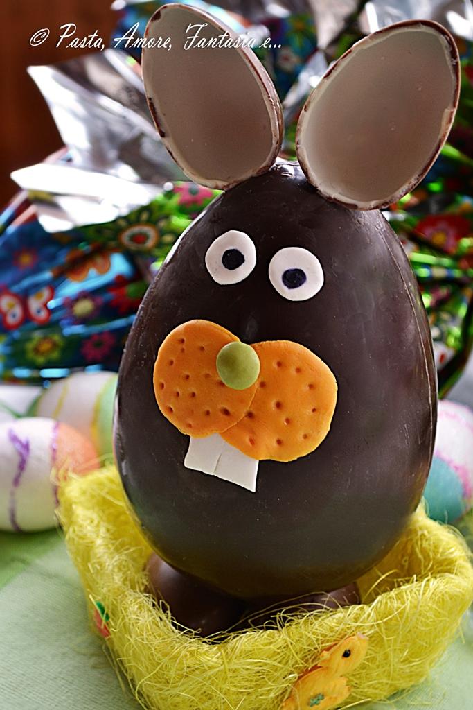 Uova di pasqua decorate ricetta pasquale - Decorare uova di pasqua ...