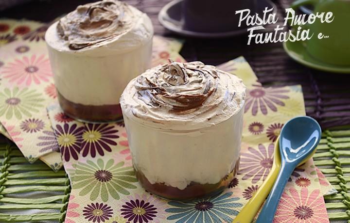 Crema di Caffè con Nutella, ricetta dolce