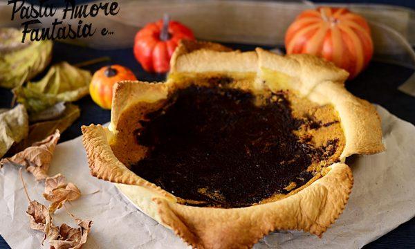 Pumpkin Pie and Chocolate, ricetta dolce