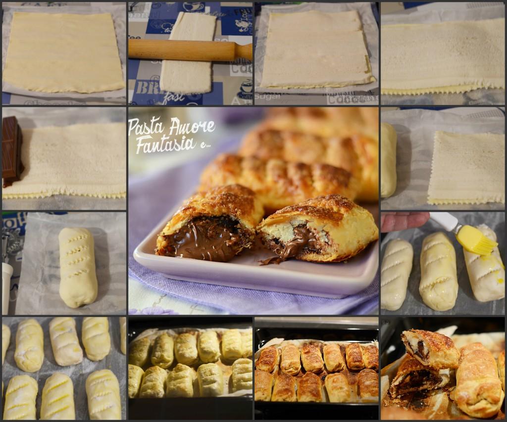 Sfogliatine dolci di Pane e Sfoglia