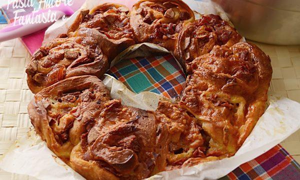 Ciambella Rustica nella pentola Fornetto, pane e lievitati