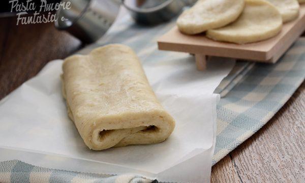 Pasta sfoglia tradizionale