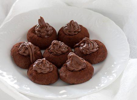 Biscotti con la Nutella o Nutellotti