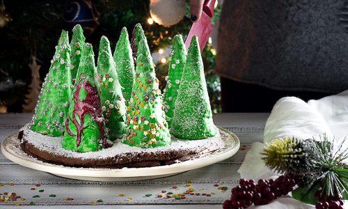 Torta Brownies, ricetta dolce golosa