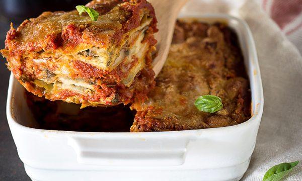 Parmigiana Melanzane non fritte