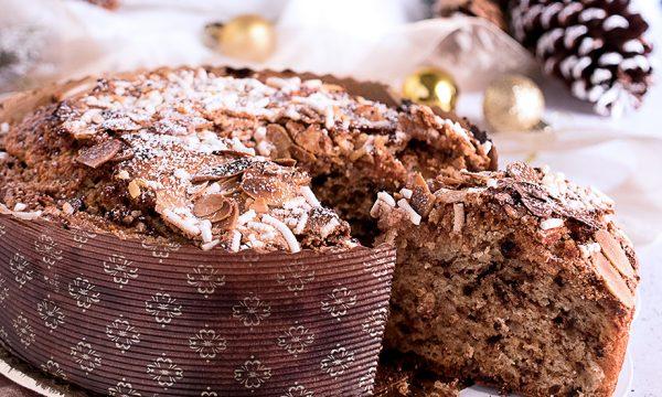 Torta Panettone con cioccolato, ricetta veloce