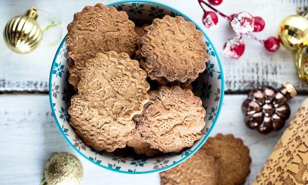 Biscotti al Pan di Zenzero