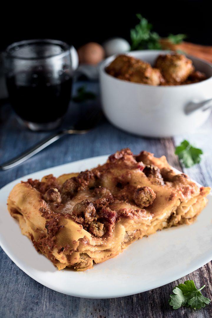 Lasagne Napoletane