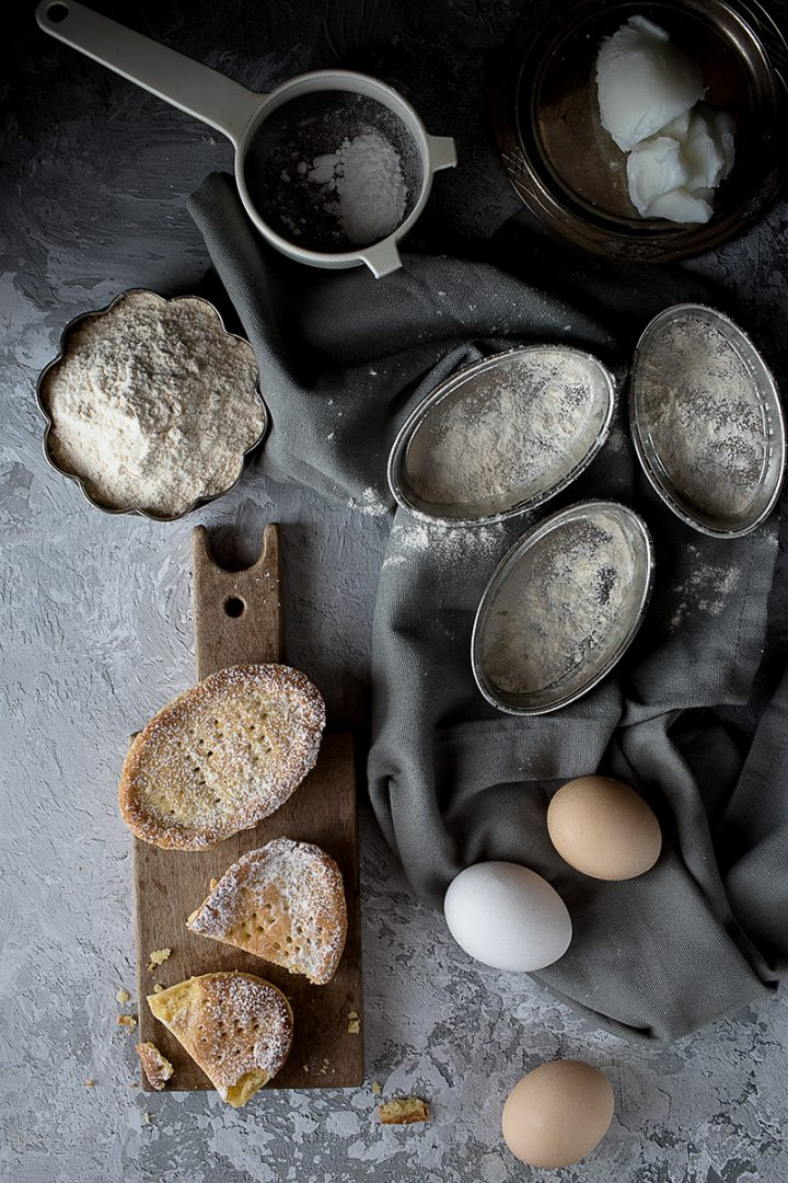 Pasticciotti Leccesi ricetta