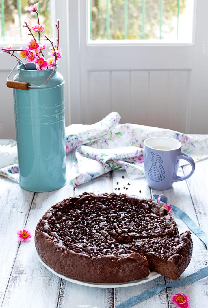 migliaccio al cioccolato