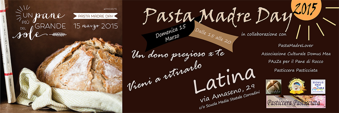 Pasta Madre Day 2015