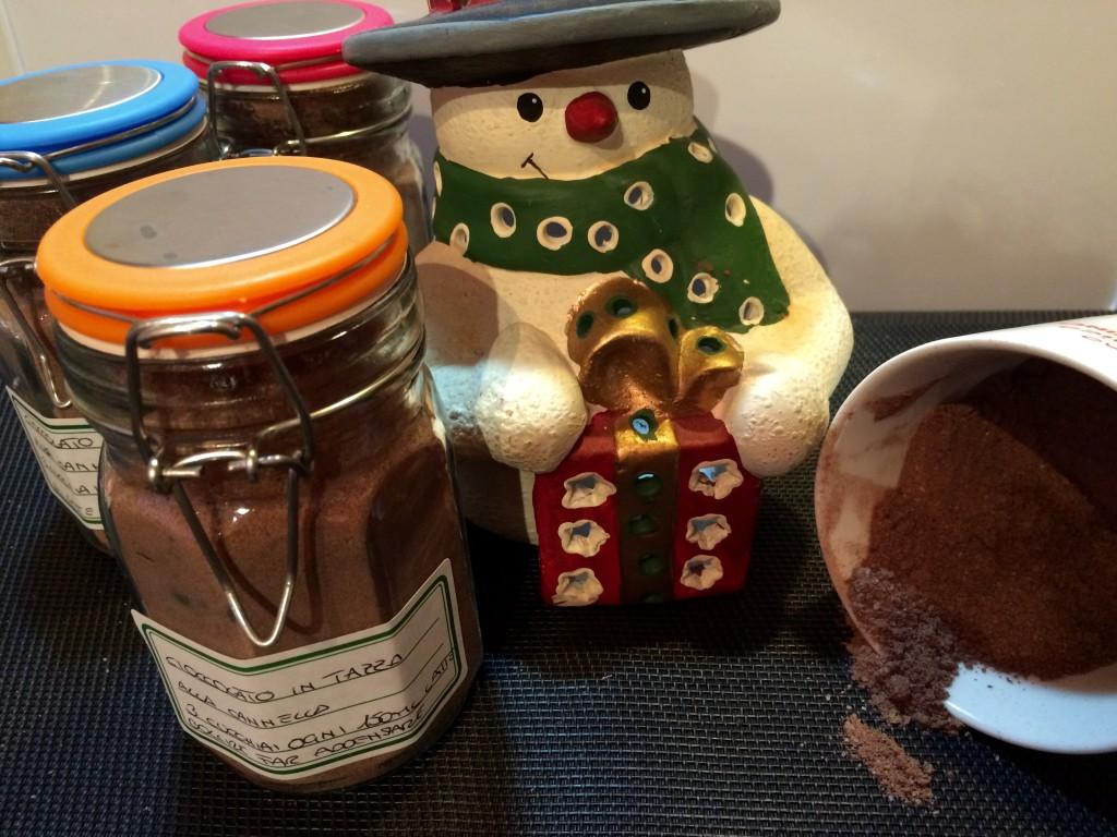 cioccolata calda densa