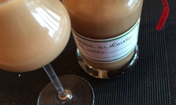 crema di whisky al caffè