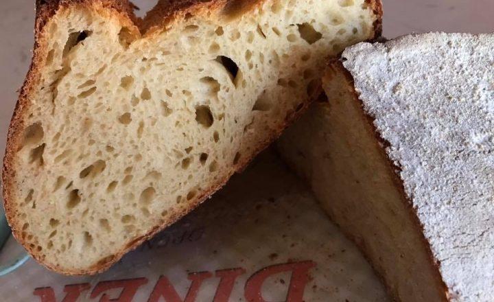 Pane senza impasto ( con video )
