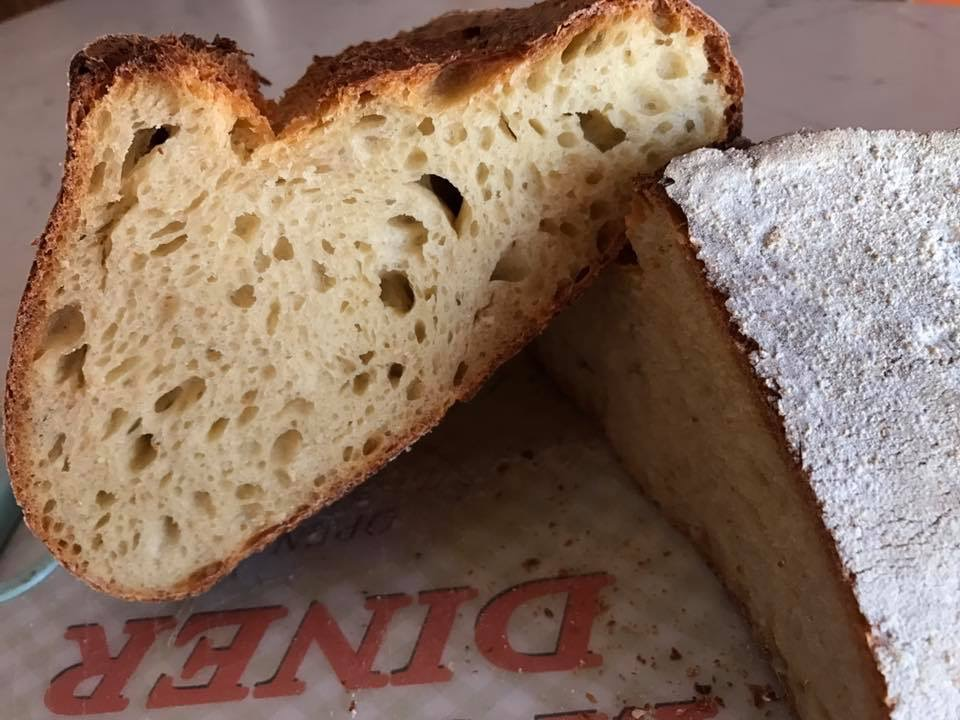 Pane senza impasto ( con video )