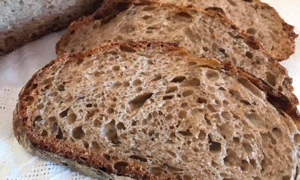 Pane delle vacanze ovvero il pane senza stress