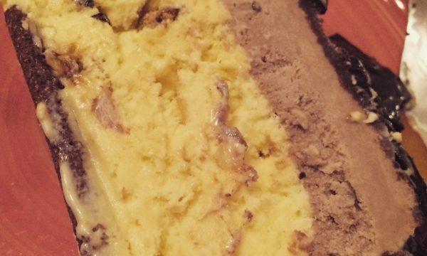 Semifreddo veloce mascarpone e nutella