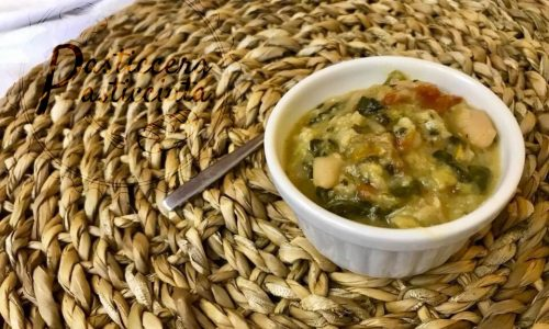 In pentola bolle la ribollita toscana(ricetta originale)