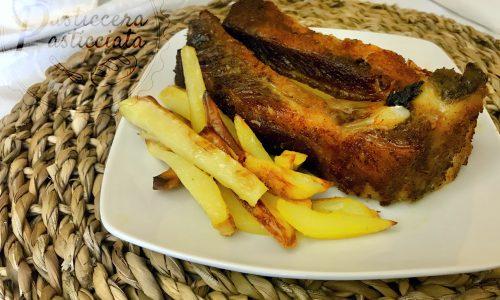 Costine di maiale barbecue al forno tenerissime