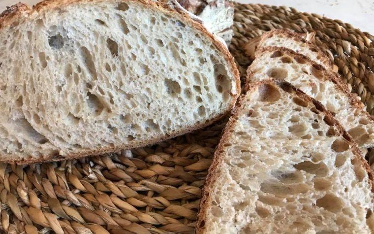 Pane con farina Abbondanza e prefermento di segale