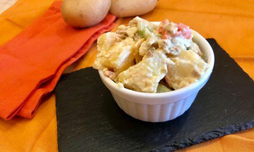 Insalata di patate senza maionese
