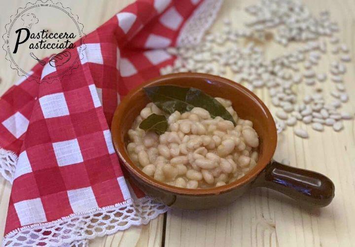 Come cuocere i fagioli bianchi secchi