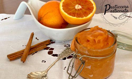 Crema all'arancia-senza glutine ,senza lattosio e senza uova