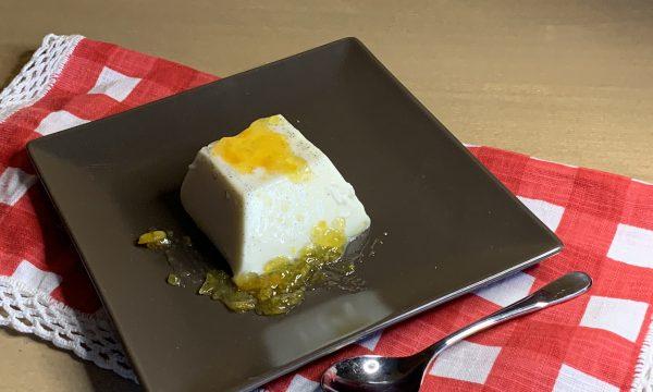 Panna cotta al miele (ricetta classica )