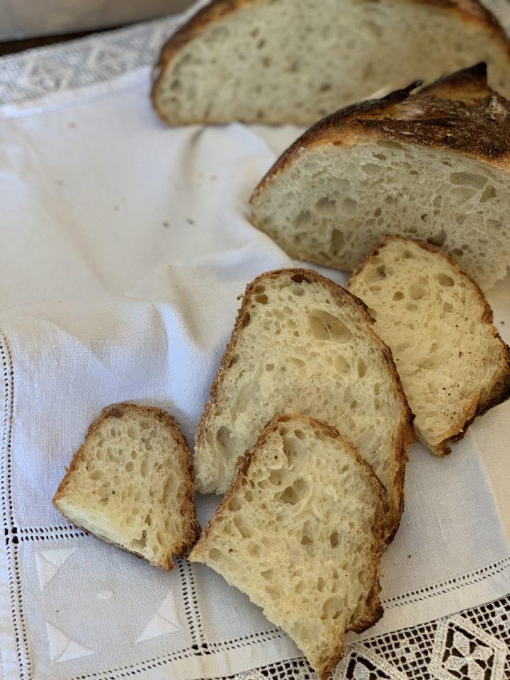 Pane di semola rimacinata con tecnica frigo/forno