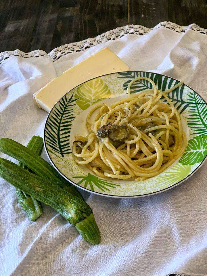 come si fanno gli spaghetti alla Nerano