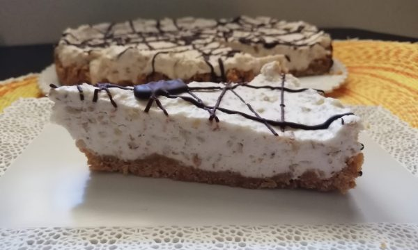 CHEESECAKE ALLE NOCI