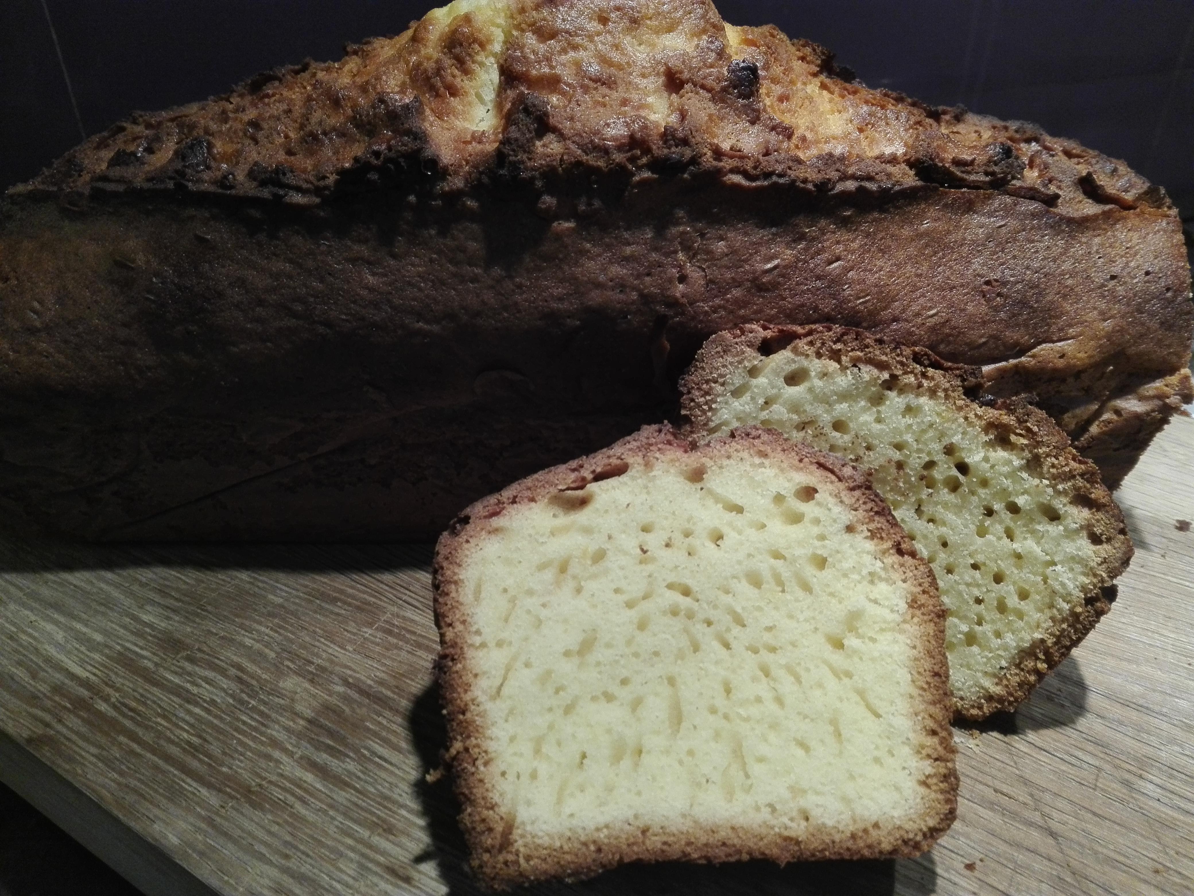Plum cake agli agrumi (senza lattosio)