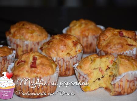 Muffin ai Peperoni