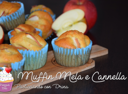Muffin Mela e Cannella