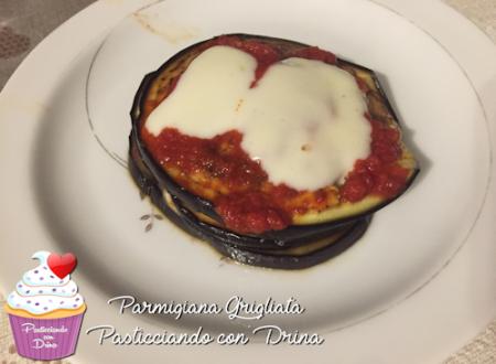 Parmigiana Grigliata