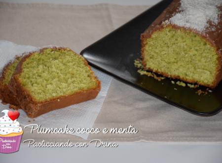 Plumcake Menta e Cocco