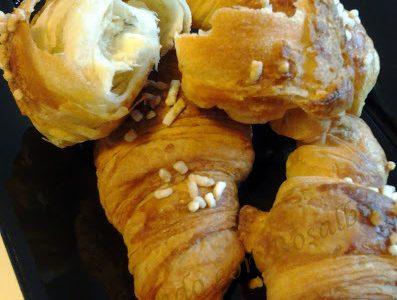 Cornetti (croissant)  sfogliati