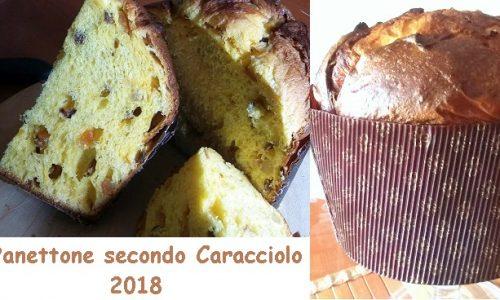 Il Panettone secondo Caracciolo – secondo step