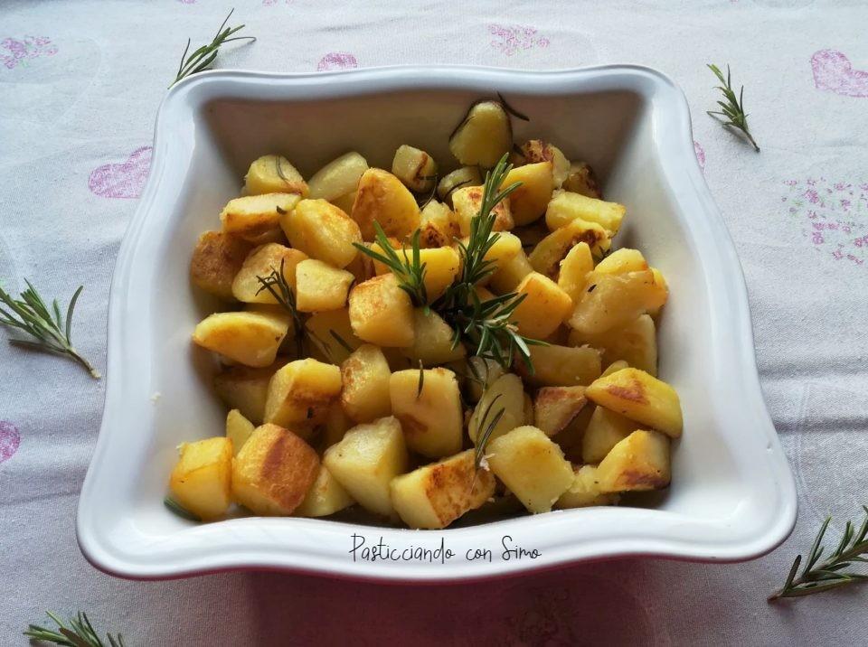 patate arrosto in padella