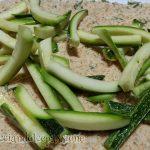 Tocchetti di zucchine al forno