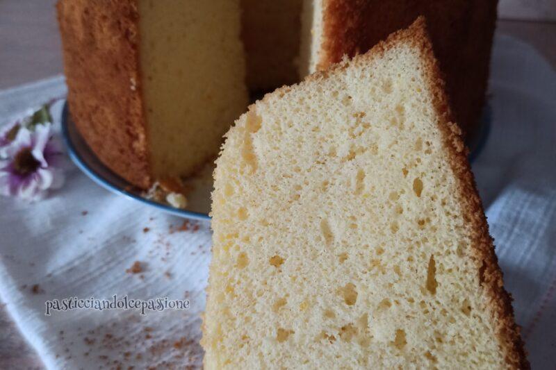 Chiffon cake (Ciambellone Americano)