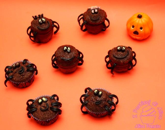 Muffins Ragno