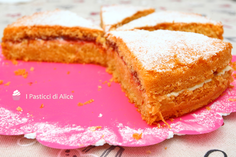 Torta Doppia Farcitura