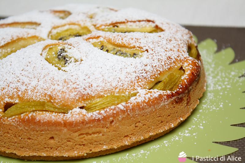 Torta ai Kiwi