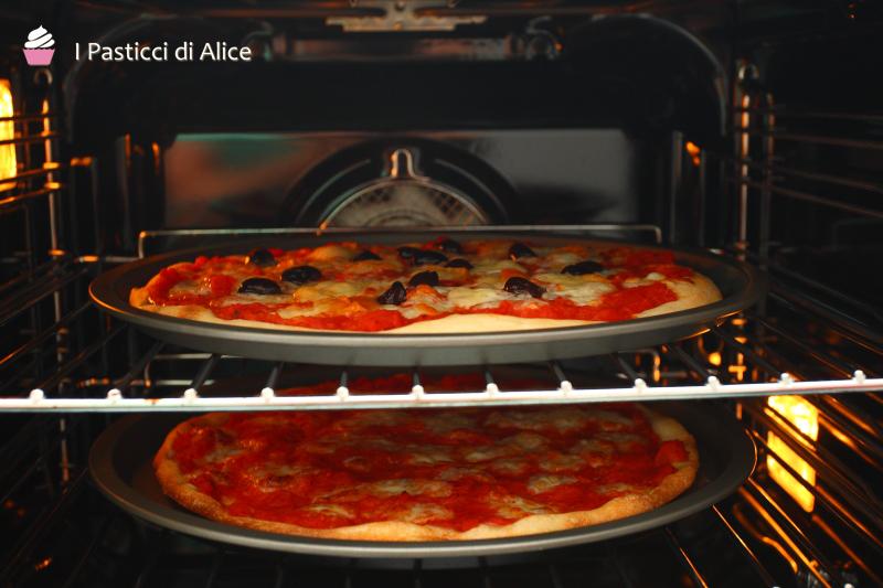 Impasto Pizza con Lievitazione in Frigo