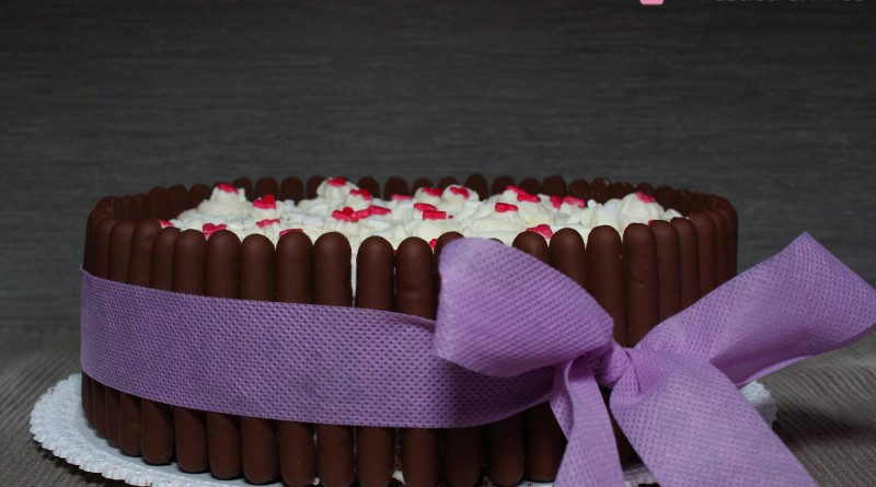 Torta al Cacao e Camy Cream