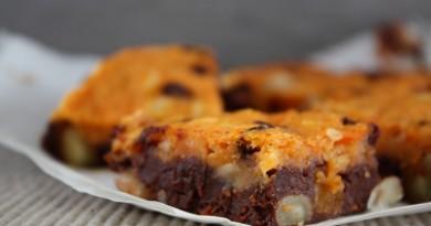 Brownies Veg alla Zucca