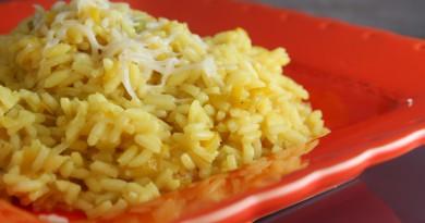 Risotto Porri e Curry